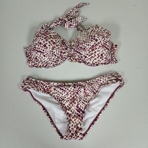 Ambrielle Two Piece Bikini Set 👙
